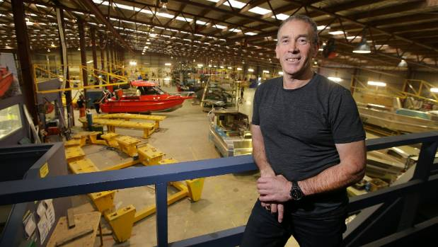 Stabicraft Marine chief executive Paul Adams manufacturers in Southland were on the lookout for more staff.