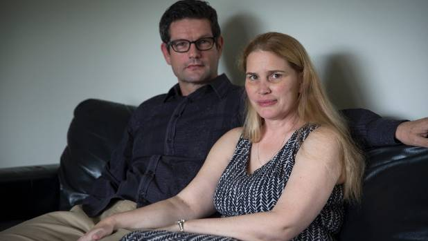 Alison and Dion MacKenzie were shocked to learn she has bowel cancer and their faith in the health system has been ...