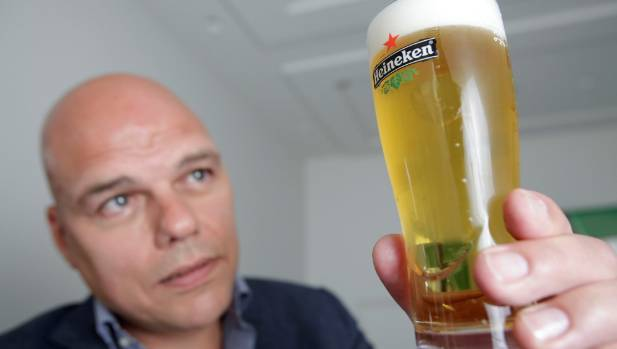 Heineken Global's draught master Franck Evers' motto is: The only reason for ordering a second beer is the quality of ...