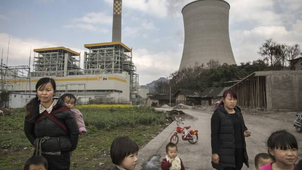 Beijing might have just closed its last coat-fired power plant, but newly built state-owned coal fired power has opened ...