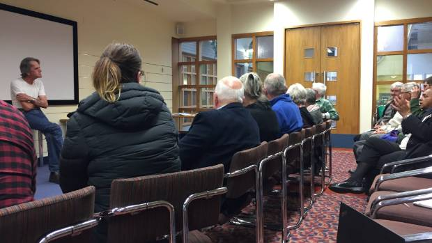 The first meeting to establish an Invercargill Ratepayers' Advocacy group was held on Monday.