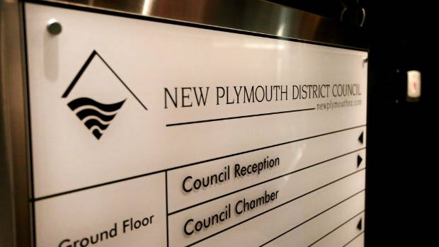 New Plymouth District Council's planning committee meets on Tuesday.
