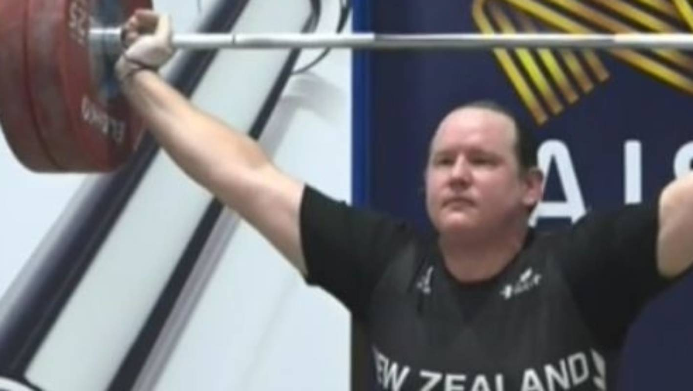Mark Reason: transgender lifter Laurel Hubbard carrying the weight of the world - Stuff.co.nz