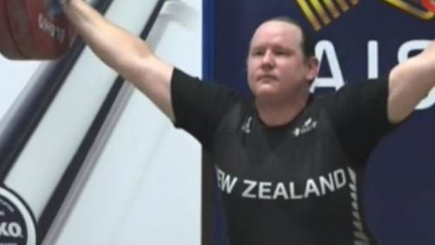 New Zealand name transgender weightlifter for next year's Commonwealth Games