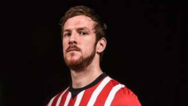 Derry Ryan McBride was found dead at his home, just a day after leading his team to a 4-0 win.