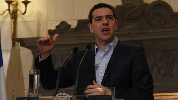 Greek Prime Minister Alexis Tsipras has yet to comply with the terms attached to the emergency loans that have kept the ...