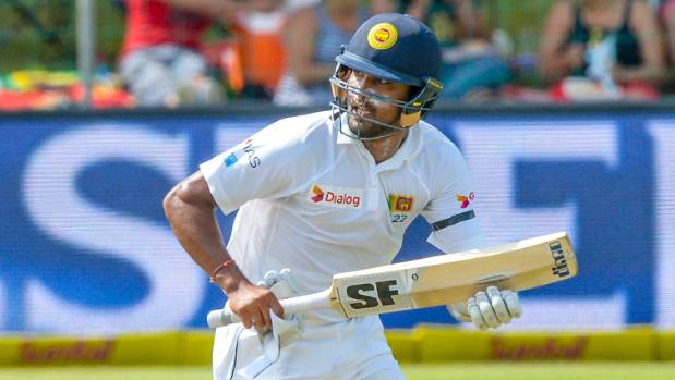 Dinesh Chandimal scored 138 in Sri Lanka's first innings, but it would not be enough to stop Bangladesh from claiming ...