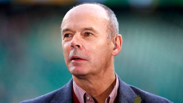 Sir Clive Woodward believes England's bubble has burst.