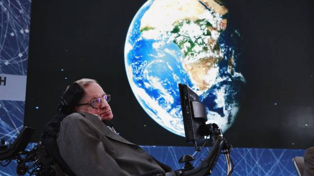Physicist Stephen Hawking will be among the first passengers to visit space on Richard Branson's Virgin Galactic.