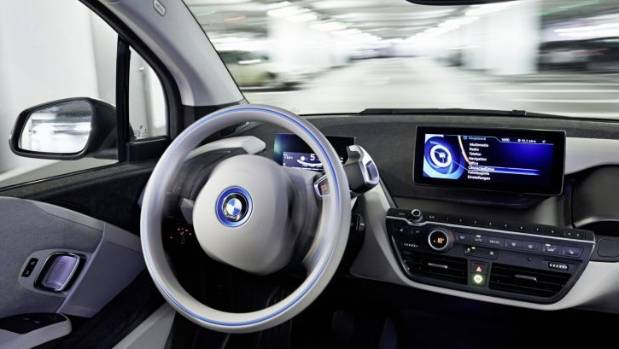 BMW believes the biggest issue with driverless cars is people's acceptance of the technology.