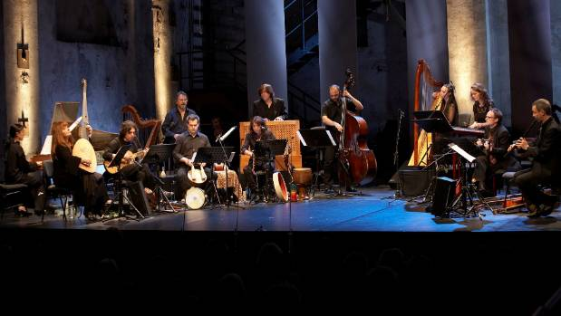 L'Arpeggiata fused the past and present with intelligence, sensitivity, urbane sophistication and unmistakable wit, to ...