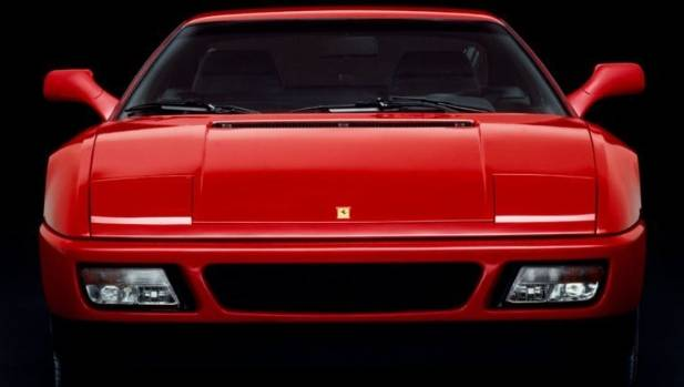 Ferrari's 348 was not a high point for the brand.