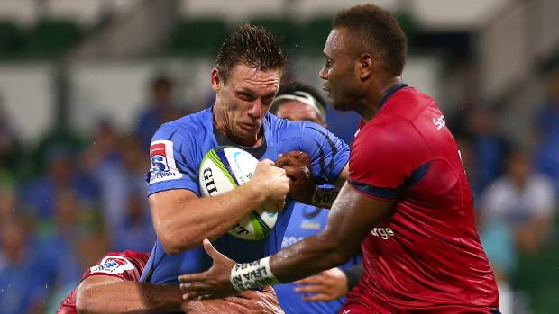 Dane Haylett-Petty won't play for the Force in New Zealand.