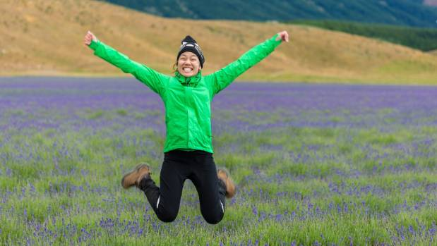 Jump for joy: We've been named one of the happiest countries on earth.