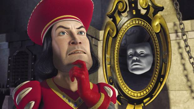 John Lithgow voiced the evil Lord Farquaad in the first Shrek movie.