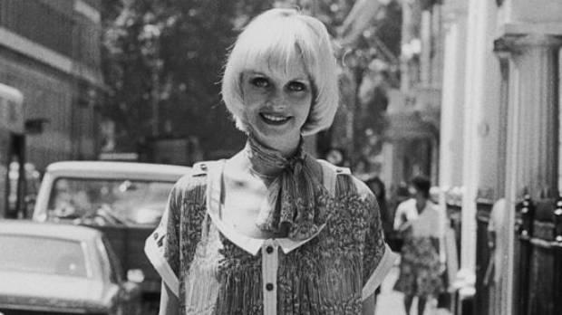 Jan de Villeneuve, pictured June 1975.