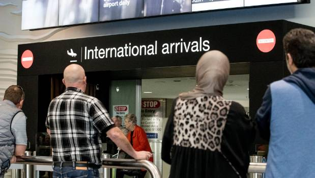 The number of people coming to New Zealand for at least 12 months continued to break new records in the year to February 28.