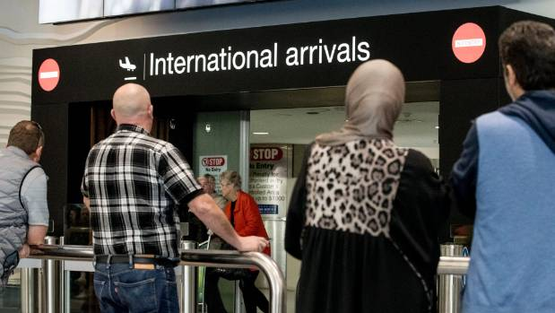 NZ annual net migration still running at record levels