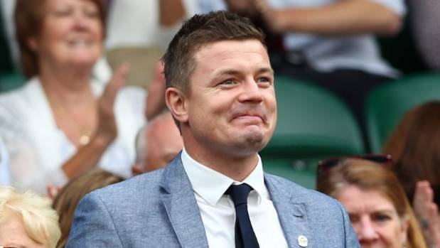 Brian O'Driscoll says Ireland isn't obsessed by rugby.