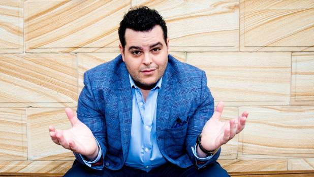 Josh Gad spent time at Australia's National Institute of Dramatic Art are part of learning his acting craft.
