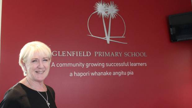Glenfield Primary School principal Chris Cooper is looking forward to the open day on March 29.