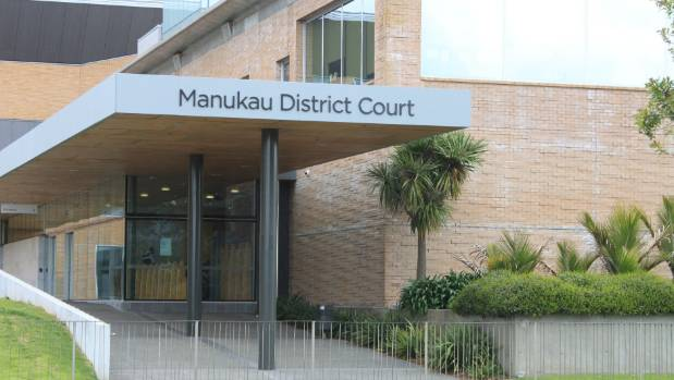 The offender escaped custody at Manukau District Court at midday on August 12.