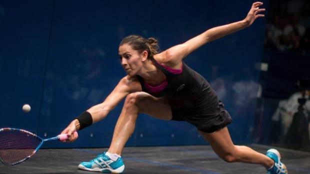 New Zealand squash representative Joelle King will compete at the British Open this week