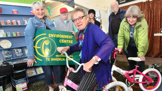 The Invercargill Environment Centre Te Whenua Awhi will close its doors for good after 16 years.
