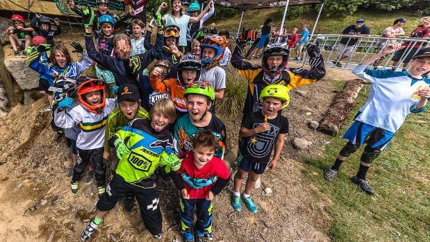 There's plenty for mini shredders' at Kidsworx.