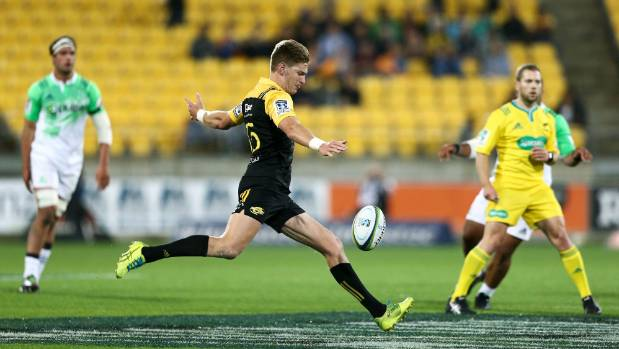 "Versatile and dynamic, Jordie Barrett is ""definitely in the frame"" for All Blacks selection."