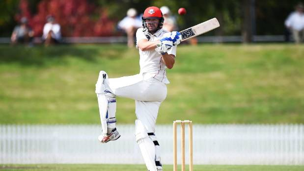 Veteran Canterbury batsman Peter Fulton scored his 19th first-class century on day one of their Plunket Shield clash ...