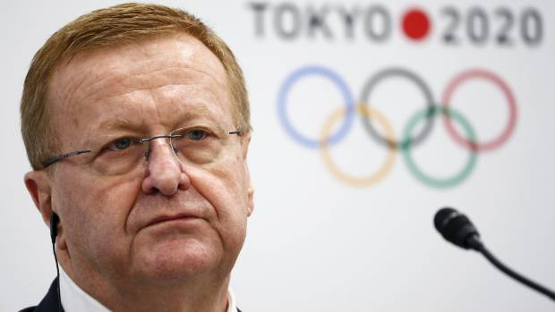 John Coates has been Australian Olympic Committee's president since 1990.