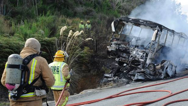 Two confirmed dead in Te Anau crash