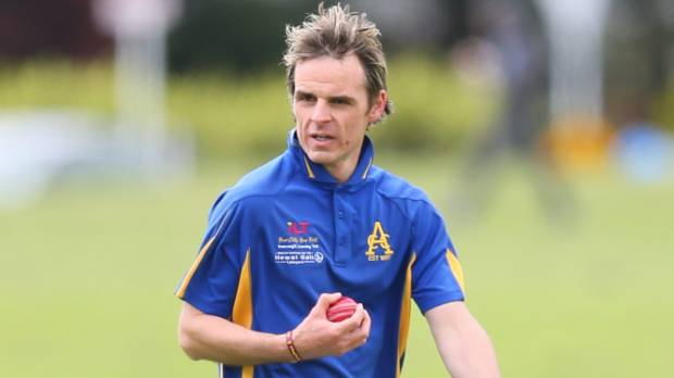 Appleby all-rounder Calum Johnstone.