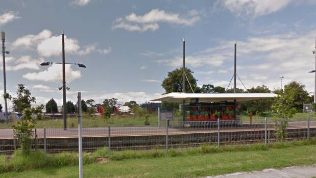 The brawl was centred around Homai Station, in Wiri.
