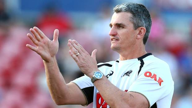 Former Warriors and Panthers coach Ivan Cleary is open to taking the Tigers job.