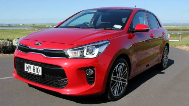 New Kia Rio shares platform and powertrain with Hyundai i20. But it's also very different.