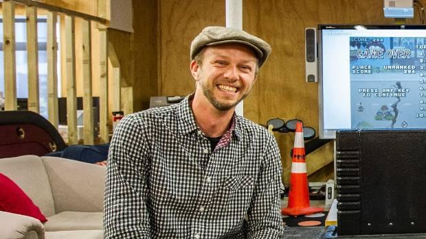 Christchurch Gap Filler co-founder Ryan Reynolds.