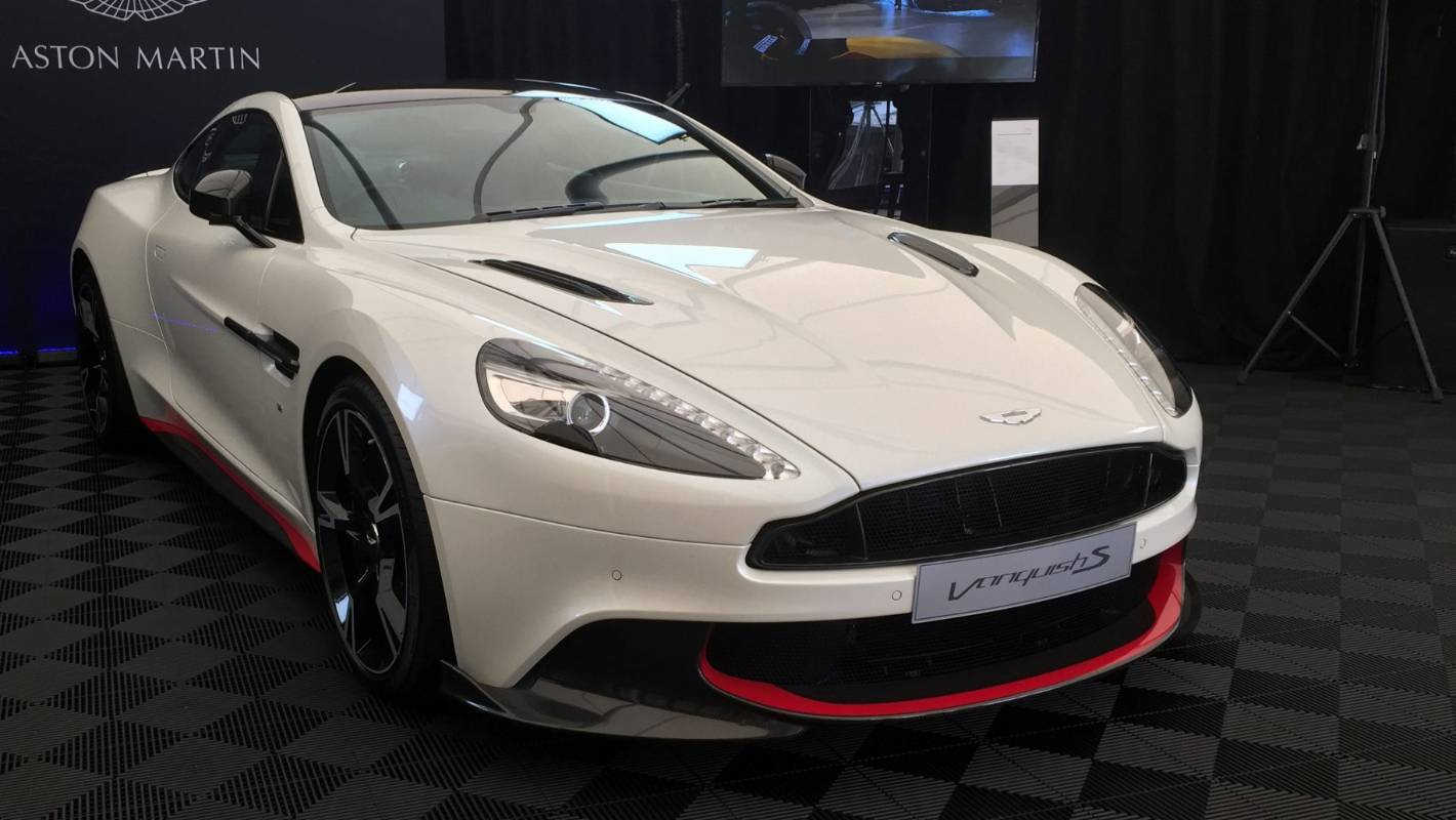 vanquish s arrival leads aston martin's new new zealand drive
