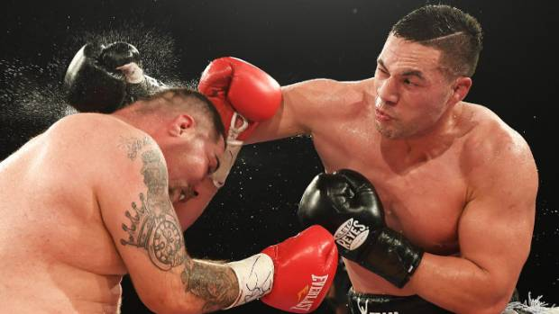 """Boxing Hall of Fame member Barry McGuigan says Joseph Parker has the """"wallop"""" to make a statement against Hughie Fury."""