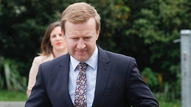 Health Minister Jonathan Coleman