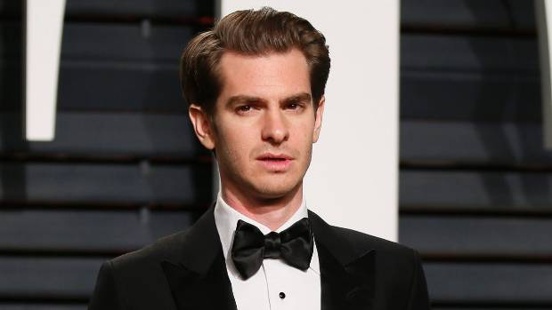 Getting a classic pompadour such as Andrew Garfield's requires growing the hair out with regular trips to the barber to ...