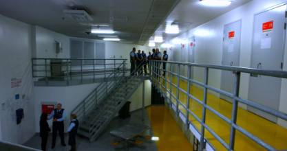 A management unit cell at Mt Eden prison.