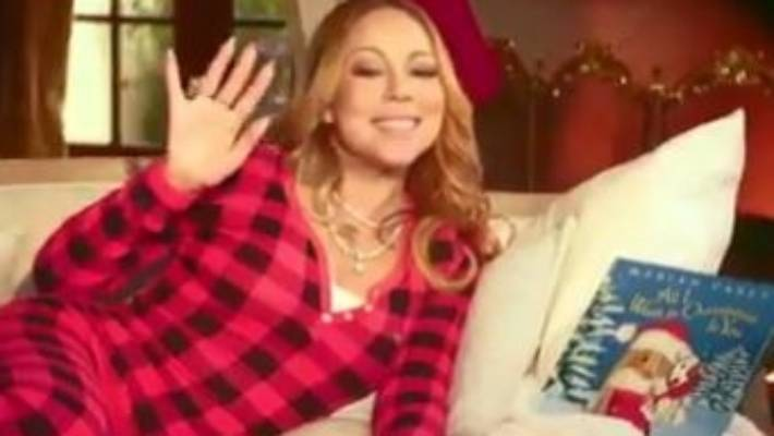 All I Want For Christmas Is You Movie.Mariah Carey S All I Want For Christmas Is You Is Becoming