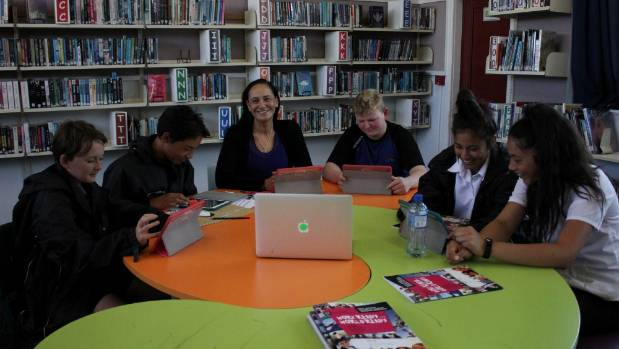 Patea Area School has doubled in size thanks to a new modern innovative curriculum change. The changes are enjoyed by: ...
