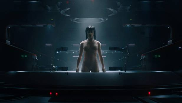 The Shelling sequence is the opening scene of Ghost in the Shell  and was created in a joint effort between Weta ...
