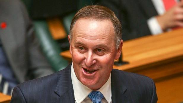 "Former Prime Minister John Key was known as the ""smiling assassin"" when he worked at Merrill Lynch."