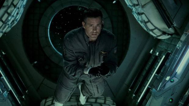 Life, film review: Terror in space