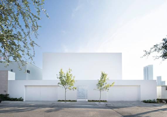 Domus Aurea in Monterrey, Mexico, was designed by GLR Arquitectos + Estudio Alberto Campo Baeza. It references the ...