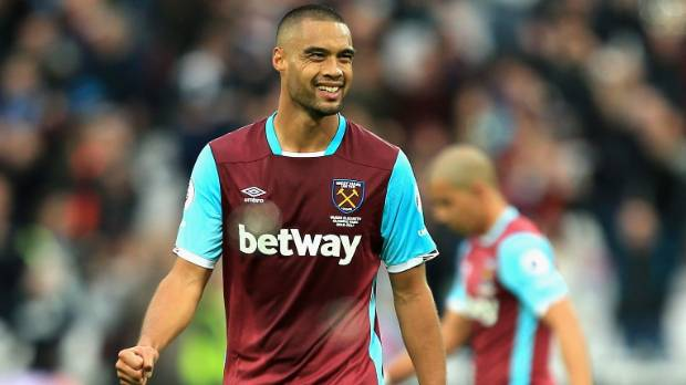 After five weeks out with injury, Winston Reid could be back in the West Ham lineup this weekend.